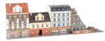 Faller 232324 Scale: 1:160, N *1950s Townhouse Set Kit
